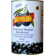 Coopoliva Olives Black Queen A15